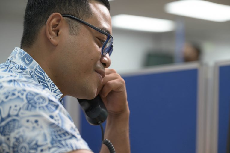 Outbound telesales